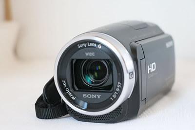 【買取実績】SONY ソニー HDR-CX675 ビデオカメラ + 純正バッテリー + 充電器