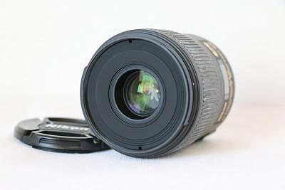 【買取実績】Nikon ニコン AF-S Micro NIKKOR 60mm f/2.8G ED