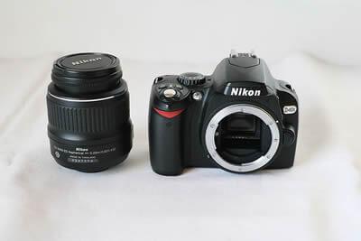 【買取実績】Nikon ニコン D40X 18-55 レンズキット