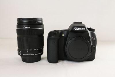 【買取実績】Canon キャノン EOS 70D EF-S18-135 IS STM レンズキット