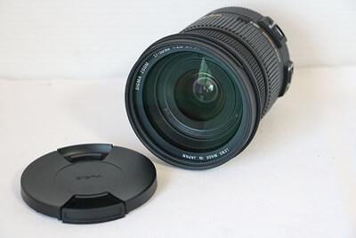 【買取実績】SIGMA シグマ 17-50mm F2.8 EX DC OS HSM for Canon レンズ