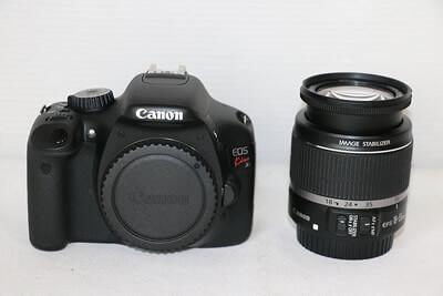 【買取実績】Canon キャノン EOS Kiss X4 EF-S18-55 IS レンズキット
