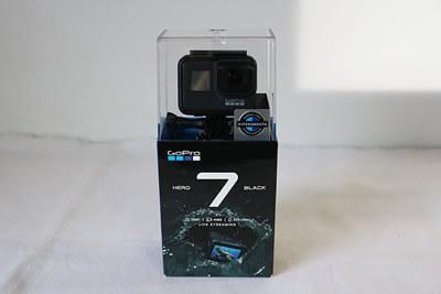 【買取実績】GoPro ゴープロ HERO7 Black CHDHX-701-LW