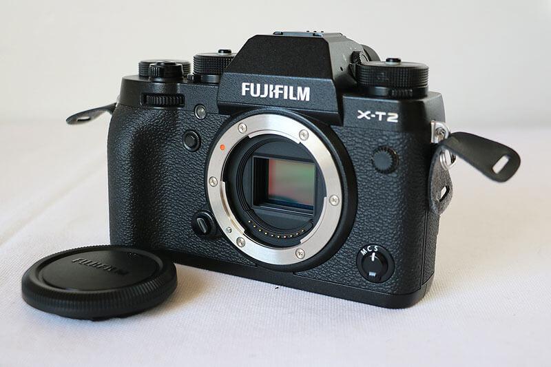 【買取実績】FUJIFILM 富士フィルム X-T2-B ボディ