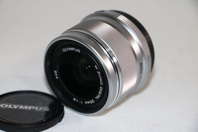 【買取実績】OLYMPUS オリンパス M.ZUIKO DIGITAL 25mm f1.8