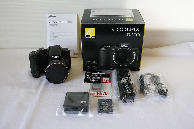 【買取実績】Nikon ニコン COOLPIX B600
