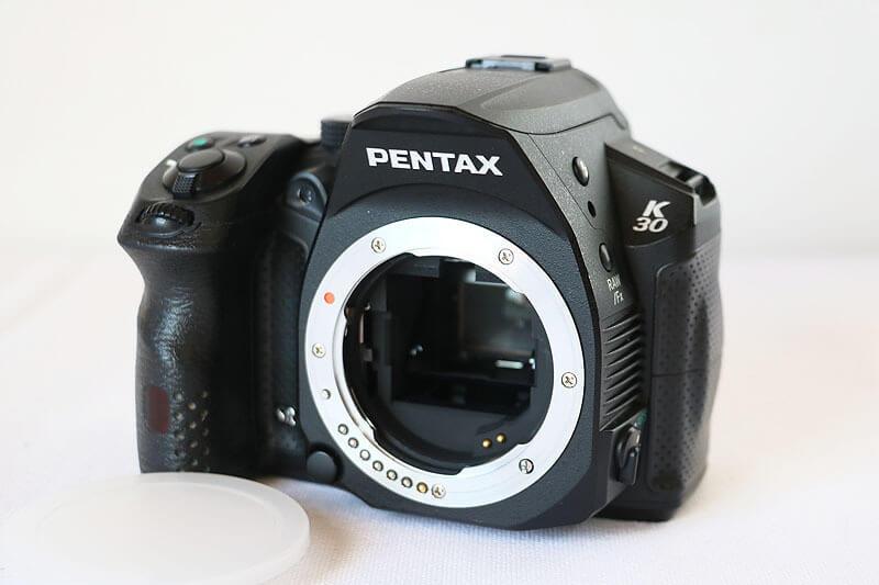【買取実績】PENTAX ペンタックス K-30 ボディ