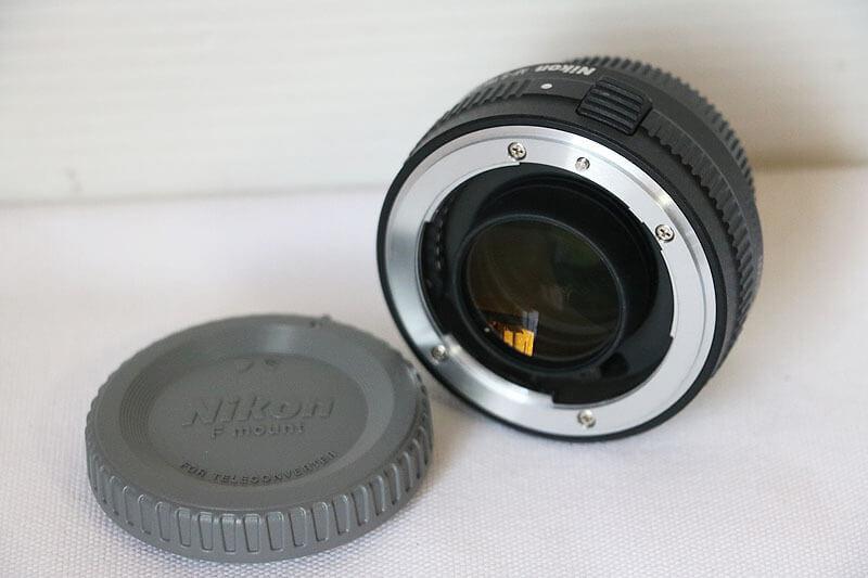 【買取実績】Nikon ニコン AF-S TELECONVERTER TC-14E III