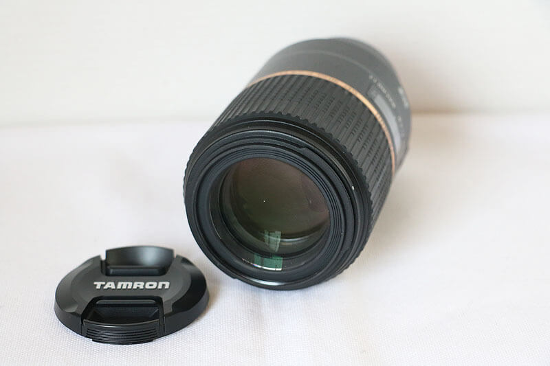 【買取実績】TAMRON タムロン SP 90mm F2.8 Di MACRO 1:1 VC USD/Model F004N