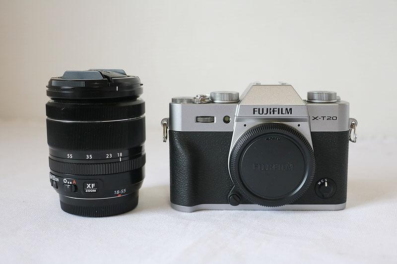 【買取実績】FUJIFILM 富士フィルム X-T20 レンズキット
