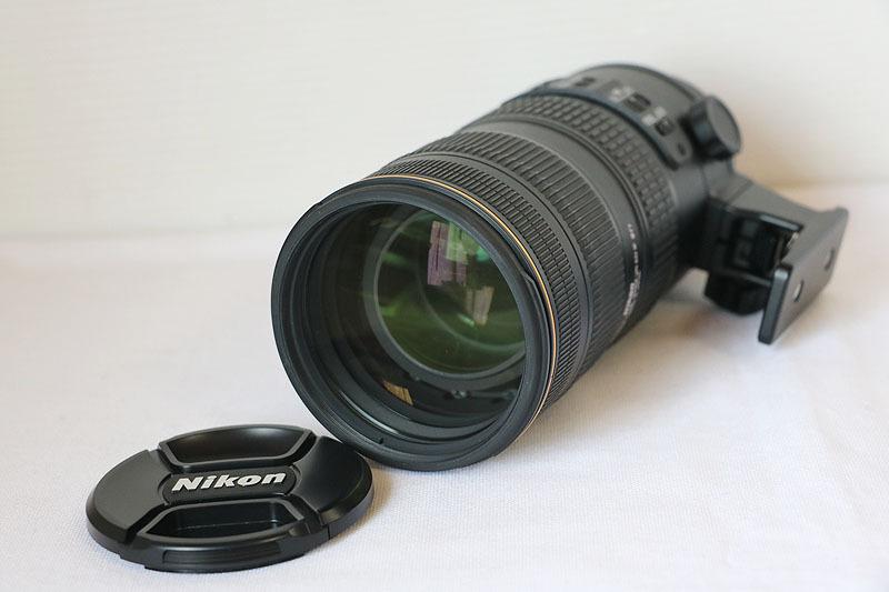 【買取実績】Nikon ニコン AF-S NIKKOR 70-200mm F2.8 G ED VR II