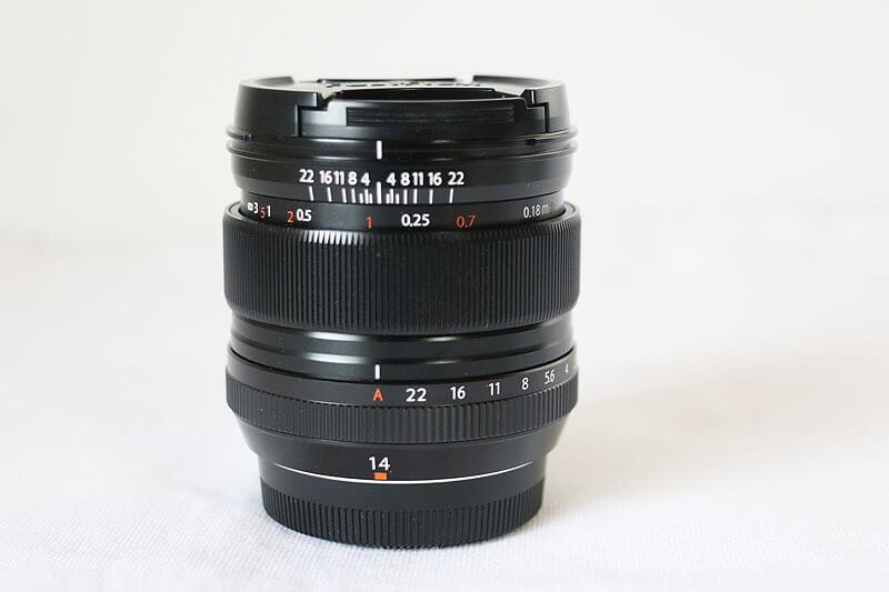 【買取実績】FUJIFILM 富士フィルム XF14mm F2.8 R