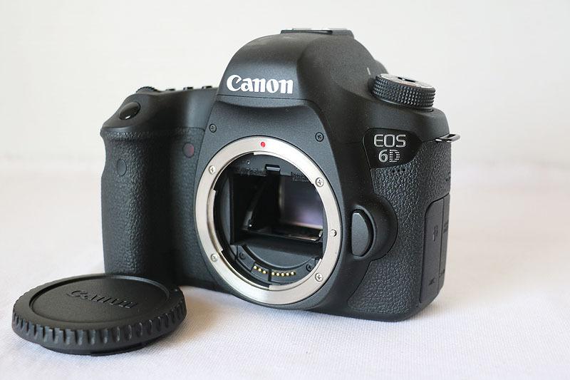 【買取実績】Canon キャノン EOS 6D