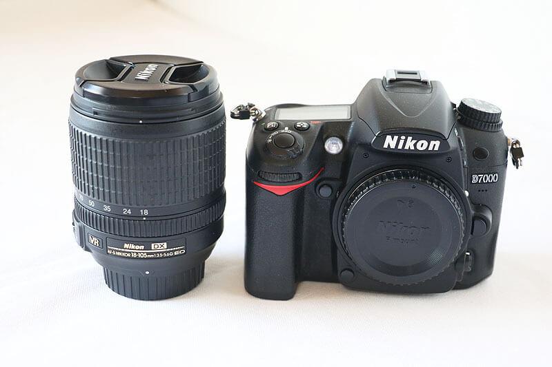 【買取実績】Nikon ニコン D7000 18-105 VR レンズキット