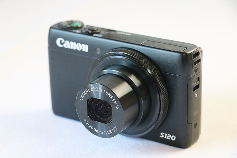 【買取実績】Canon キャノン S120