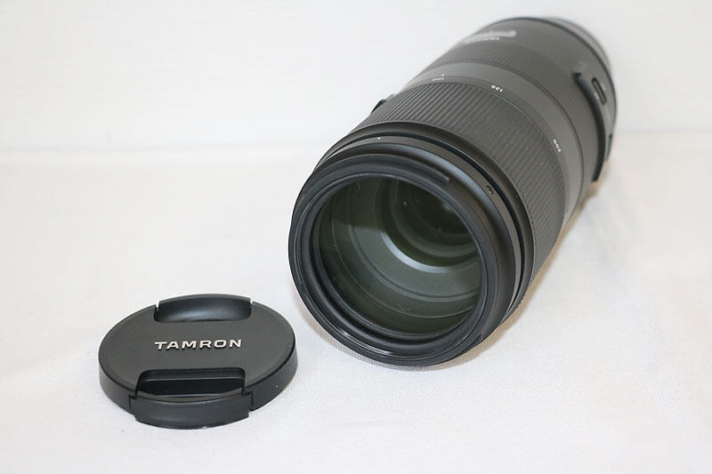 【買取実績】TAMRON タムロン 100-400mm F4.5-6.3 Di VC USD A035E for Canon