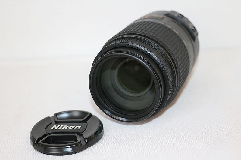 【買取実績】Nikon ニコン AF-S DX NIKKOR 55-300mm f/4.5-5.6G ED VR