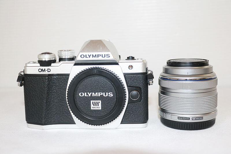 【買取実績】OLYMPUS オリンパス OM-D E-M10 Mark II 14-42mm EZレンズキット