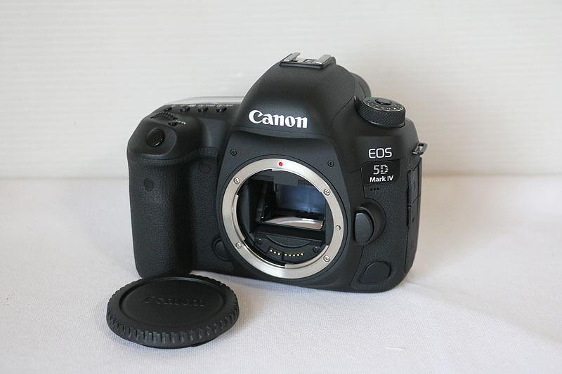 【買取実績】Canon キャノン EOS 5D Mark IV WG ボディ