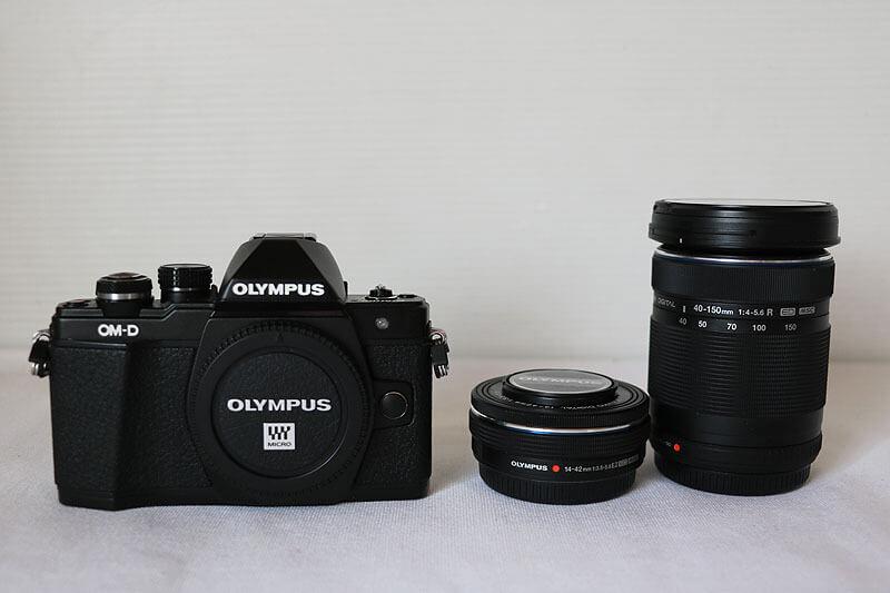 【買取実績】OLYMPUS オリンパス OM-D E-M10 Mark II EZダブルズームキット ブラック