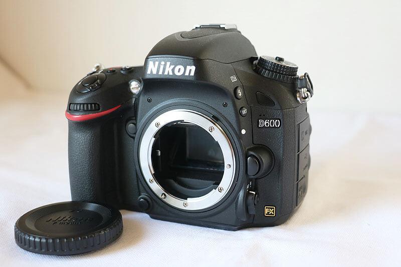 【買取実績】Nikon ニコン D600 ボディ