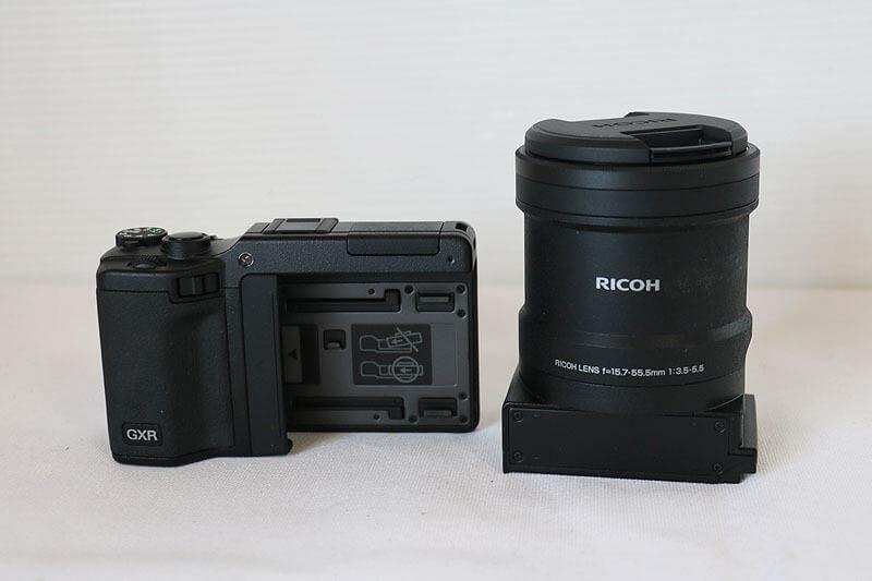 【買取実績】RICOH リコー GXR+A16 KIT 24-85mm F3.3-5.5