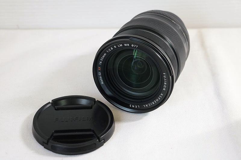 【買取実績】FUJIFILM 富士フィルム フジノン XF16-55mm F2.8 R LM WR