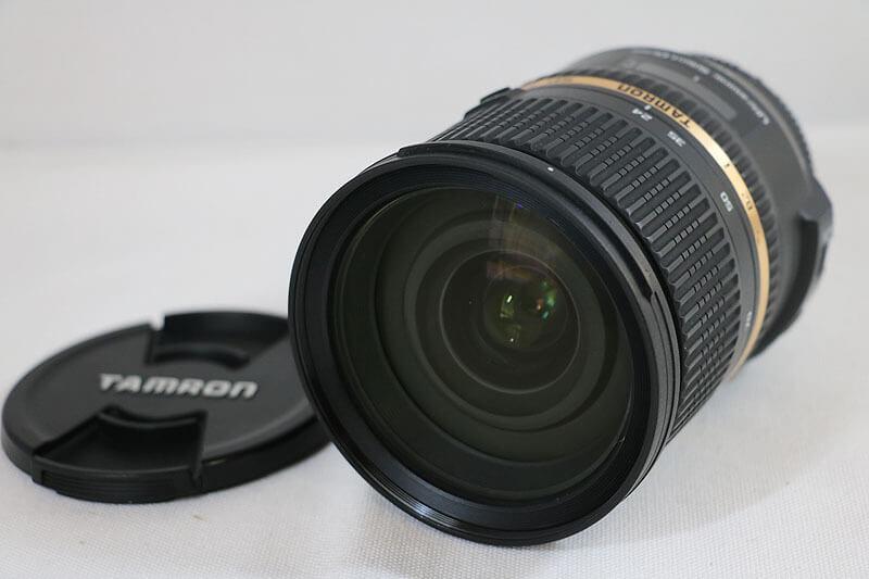 【買取実績】TAMRON タムロン SP 24-70mm F2.8 Di VC USD Model A007E キヤノン用
