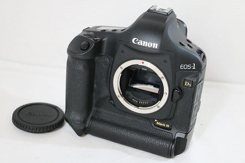 【買取実績】Canon キャノン EOS-1Ds MarkIII ボディ