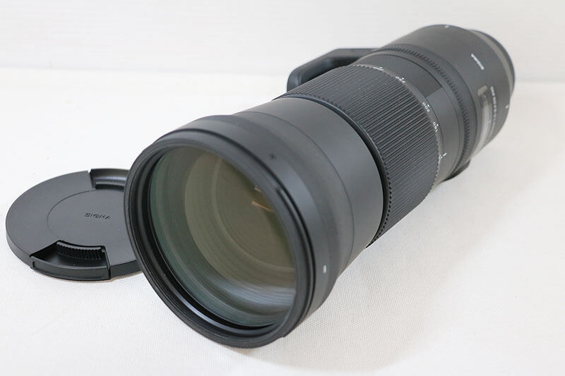 【買取実績】SIGMA シグマ Contemporary 150-600mm F5-6.3 DG OS HSM for Canon