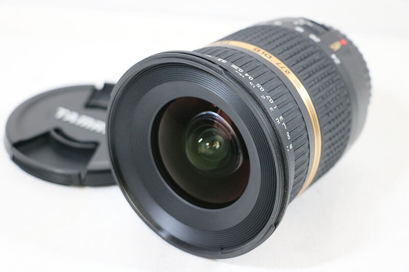 【買取実績】TAMRON タムロン SP 10-24mm F3.5-4.5 DiII B001 Canon