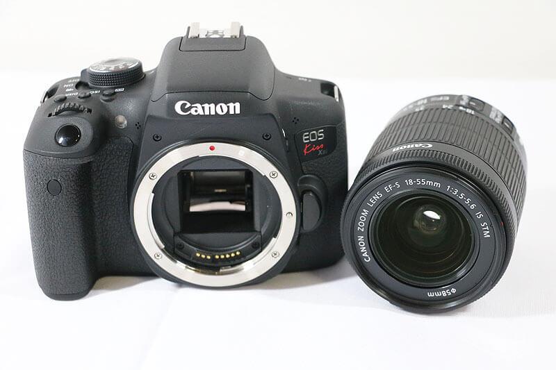 【買取実績】Canon キャノン EOS Kiss X8i EF-S18-55 IS STM レンズキット