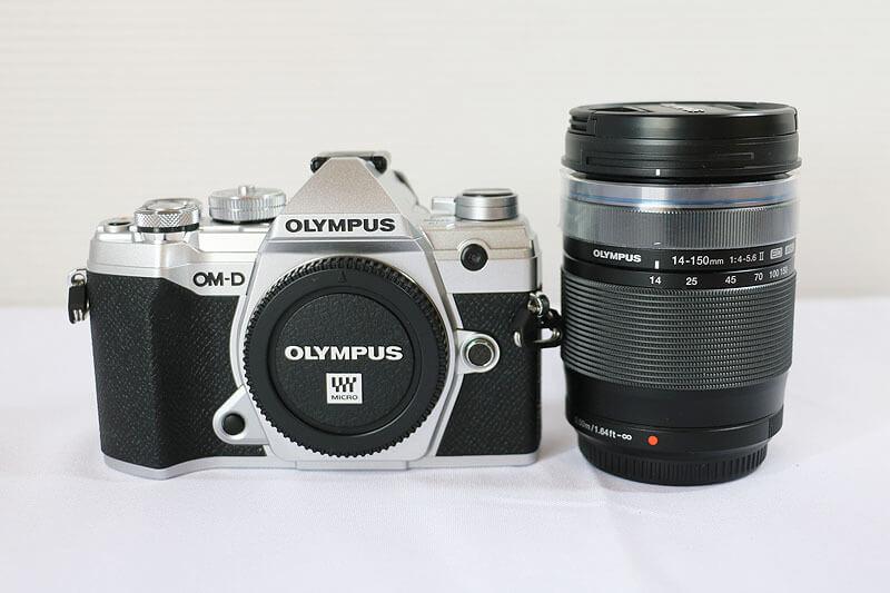 【買取実績】OLYMPUS オリンパス OM-D E-M5 Mark III 14-150mm II レンズキット