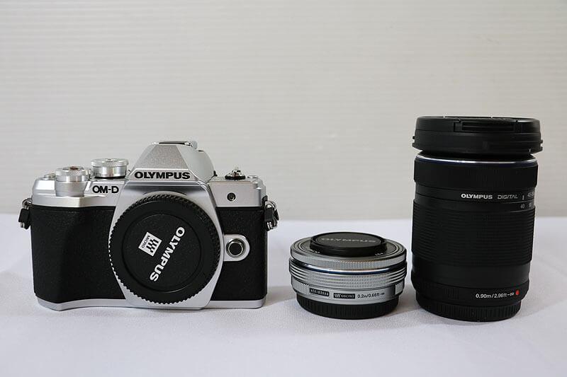 【買取実績】OLYMPUS オリンパス OM-D E-M10 Mark III EZダブルズームキット