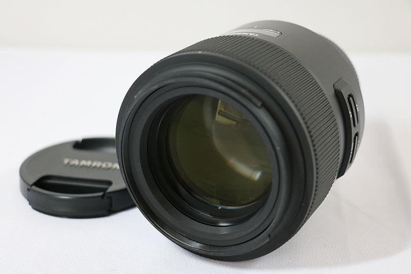 【買取実績】TAMRON タムロン SP 85mm F1.8 Di VC USD F016 for Canon