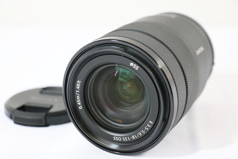 【買取実績】SONY ソニー E 18-135mm F3.5-5.6 OSS SEL18135
