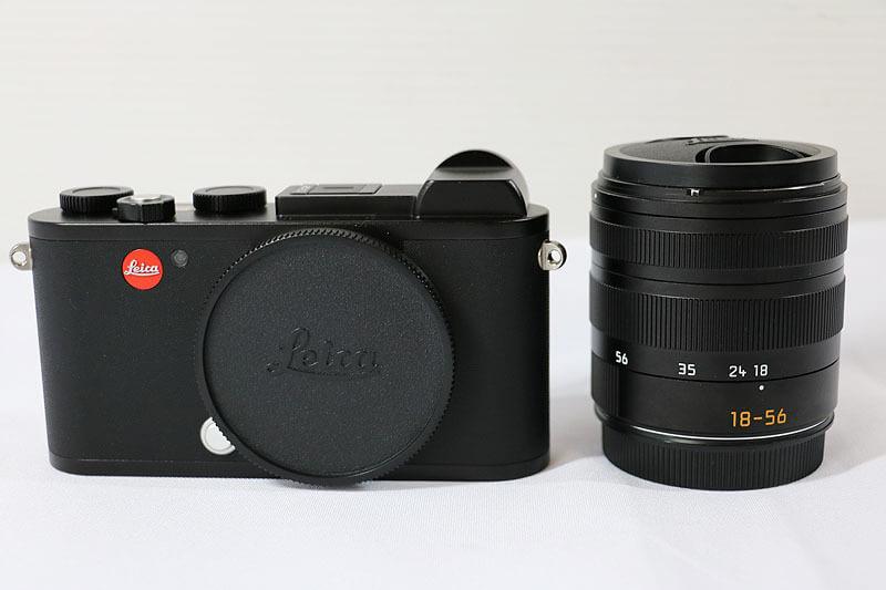 【買取実績】Leica ライカ CL スタンダードバリオキット 18-56mm