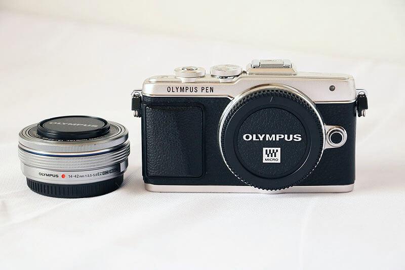 【買取実績】OLYMPUS オリンパス PEN Lite E-PL7 14-42mm EZレンズキット