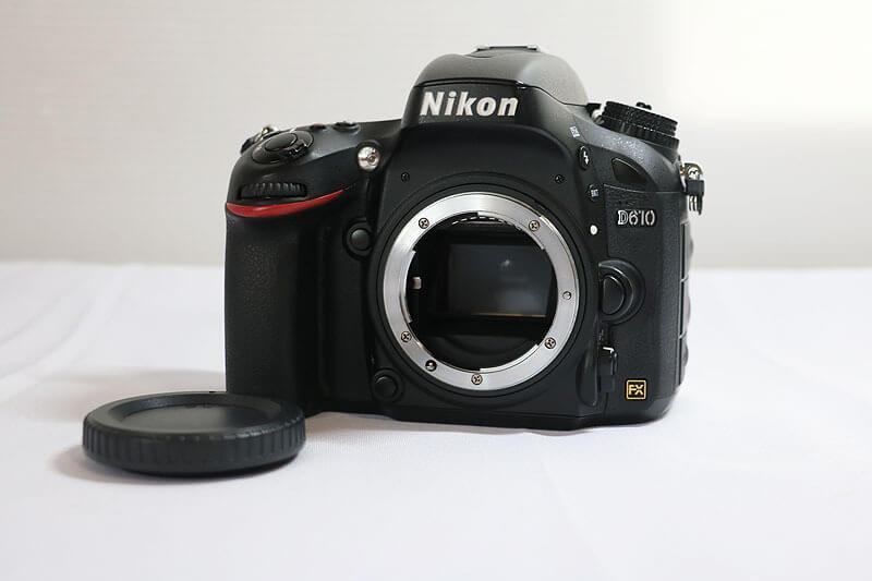 【買取実績】Nikon ニコン D610 ボディ|中古買取価格42,500円