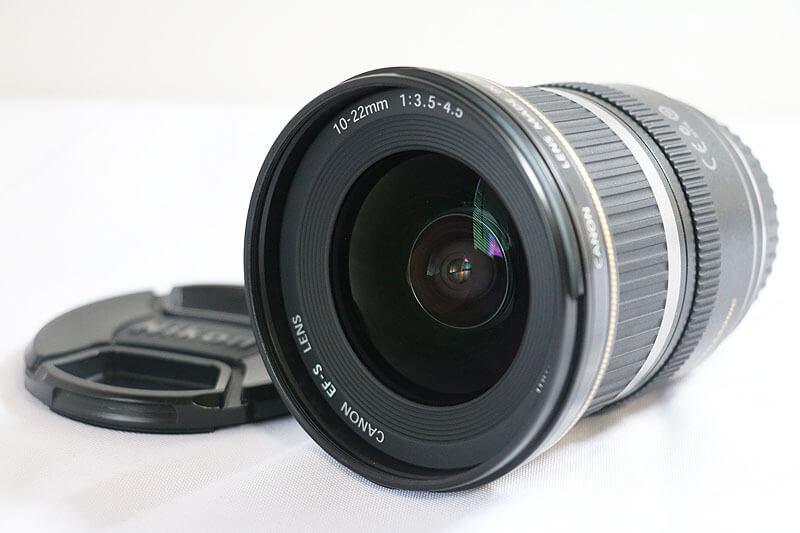 【買取実績】Canon キャノン EF-S10-22mm F3.5-4.5 USM|中古買取価格14,000円