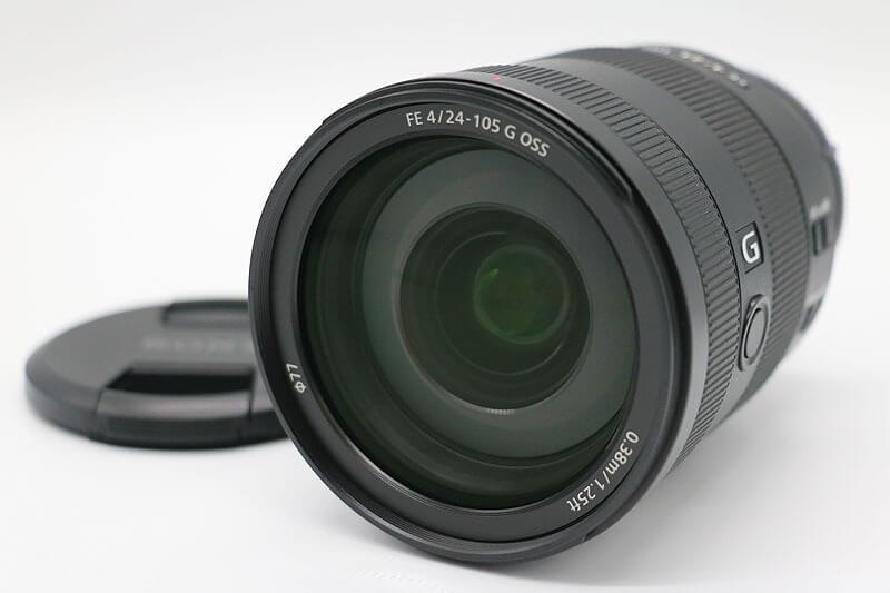 【買取実績】SONY ソニー FE 24-105mm F4 G OSS SEL24105G|中古買取価格83,000円