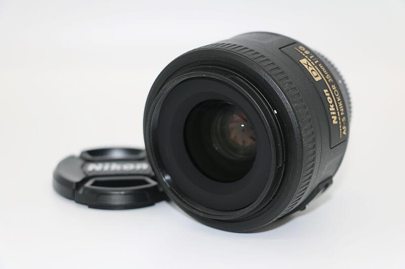 【買取実績】Nikon ニコン AF-S NIKKOR 35mm f/1.8G ED レンズ|中古買取価格27,500円