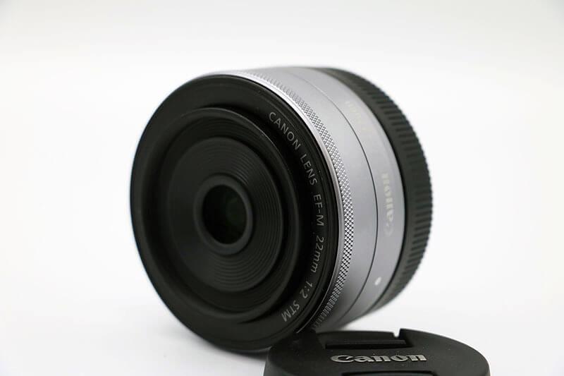 【買取実績】Canon キャノン EF-M22mm F2 STM|中古買取価格8,000円