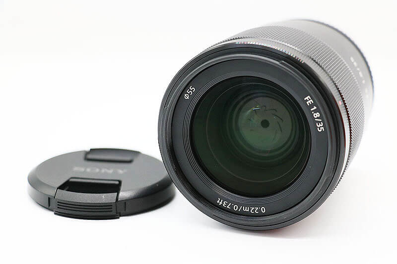 【買取実績】SONY ソニー FE 35mm F1.8 SEL35F18F|中古買取価格41,000円