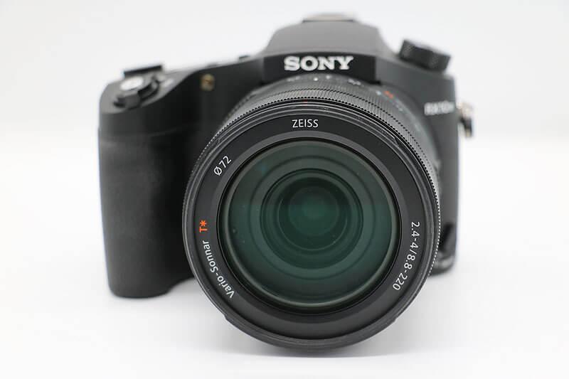 【買取実績】SONY ソニー Cyber-shot DSC-RX10M4|中古買取価格78,000円