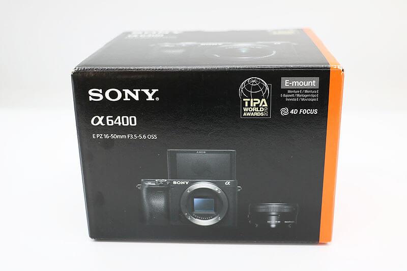 【買取実績】SONY ソニー α6400 パワーズームキット ILCE-6400L|中古買取価格82,000円