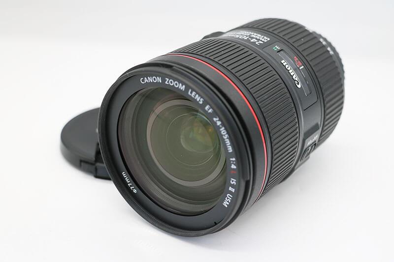 【買取実績】Canon キャノン EF24-105mm f4L IS Ⅱ USM|中古買取価格68,000円