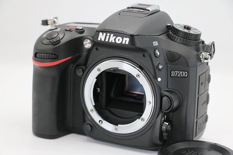 【買取実績】Nikon ニコン D7200 ボディ|中古買取価格36,500円