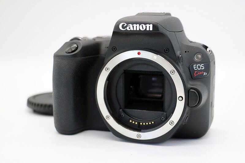 【買取実績】Canon キャノン EOS Kiss X9 ボディ|中古買取価格27,000円