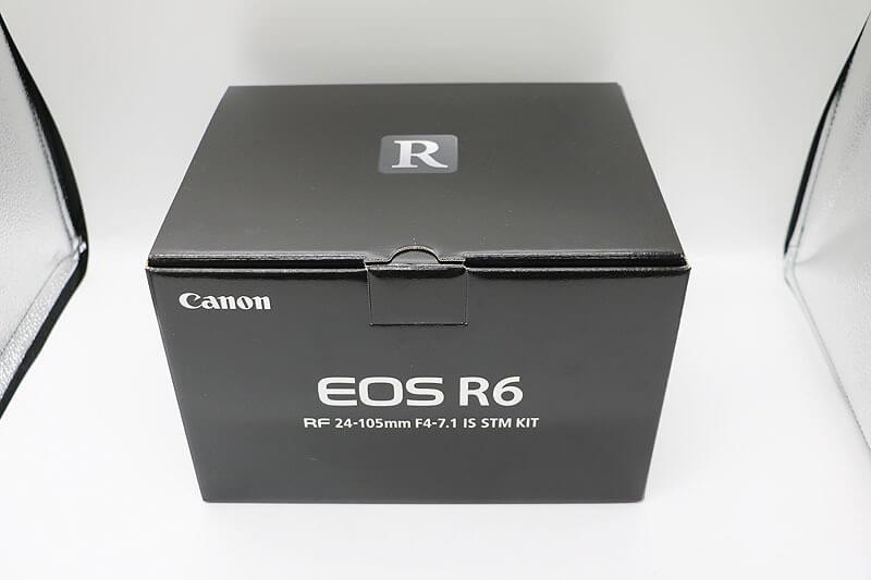 【買取実績】Canonキャノン EOS R6 RF 24-105 レンズキット|中古買取価格293,000円